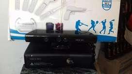 Oportunidad  4X 1 Xbox  kinet  accesorios de wii y CDS de juegos