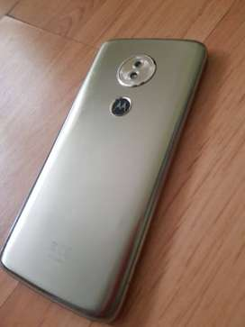 Moto G6 Play Vendo o cambio (negociable)