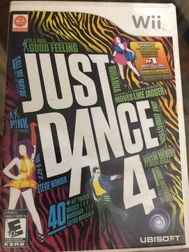 Video juego Just Dance 4