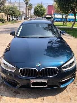 BMW i118 - 2018 (Azul medianoche)