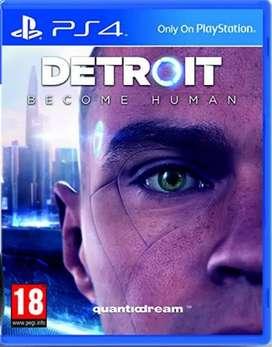 Juego Detroit ps4
