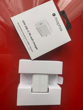Adaptador iPhone carga rapida