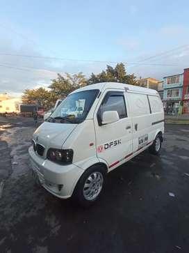 Se vende camioneta de carga dfsk mod 2014