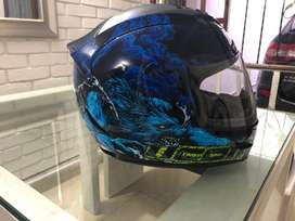 Casco icon thriller