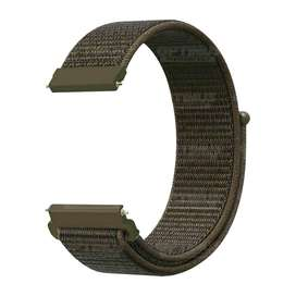 Banda Correa Pulso Manilla tipo Velcro Tela suave Nylon para Reloj Smartwatch Xiaomi Amazfit Gtr