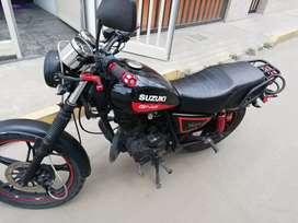 Se vende moto haoda con urgencia motor de 150cc