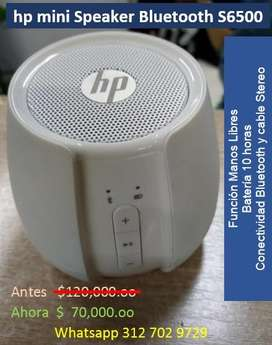 Parlante HP S6500