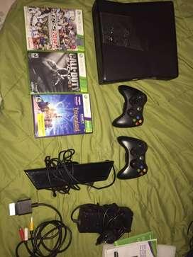 Vendo Xbox 360 urgente.