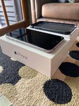 Vendo iPhone 6s Libre Batería 100% Con Caja Completo