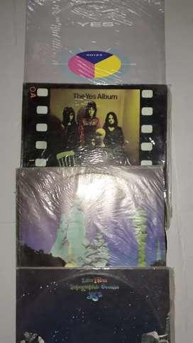 Vendo colección discos de vinilo