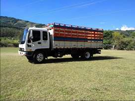 Vendo o resivo camion isuzu FRR 7.8 turbo interculer