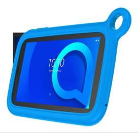Tablet Alcatel 1t 8067 Kids, Wifi, Cámara 5mp, Frontal 2mp
