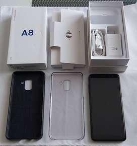 Samsung A8 (2018) - Excelente estado