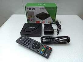 Convertidor a Smart para tv súper tvbox Android 9 2gb ram 16gb almacenamiento
