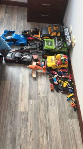 juguetes carros