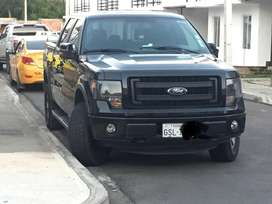 F150 4x4 FX4 con soonroof 2014