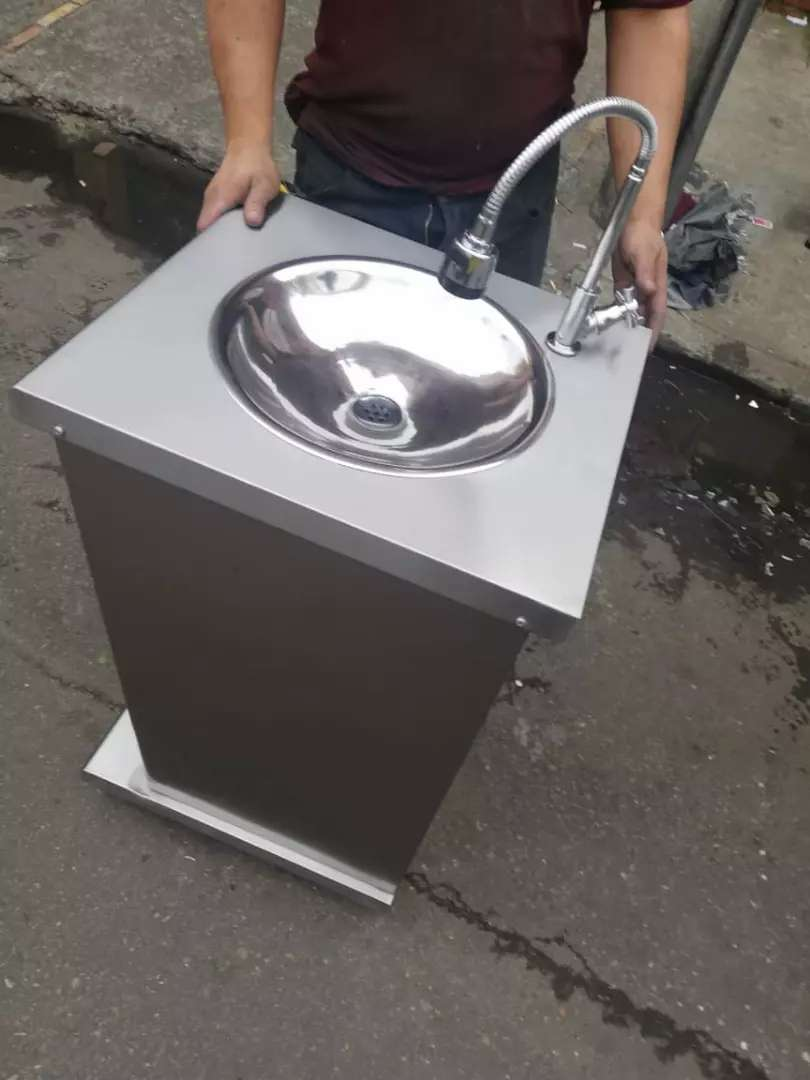 Lavamanos portatil autonomo 0