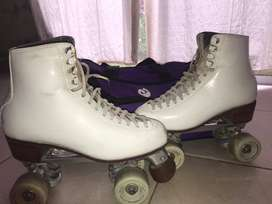 Vendo patines profesiónales usados en buen estado