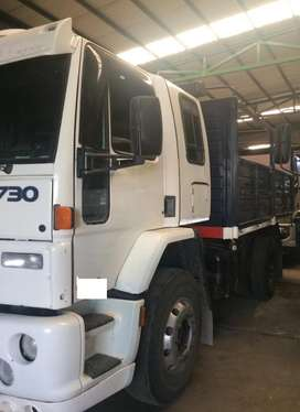 Ford cargo 1730 2004 chasis