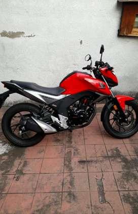 Se vende moto honda cb160f
