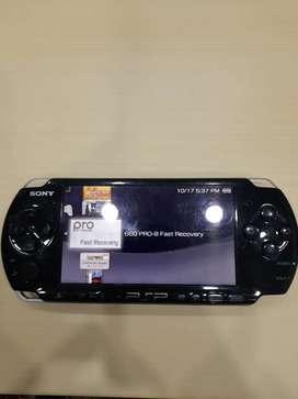 PSP 3000 + Memoria de 8GB