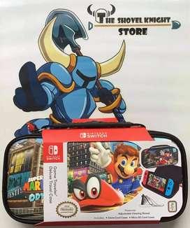 Estuche Súper Mario Odyssey - Nintendo Switch