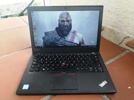 Lenovo ThinkPad Core I5, sexta generación, 8ram