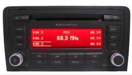 Stereo Audi Simphony