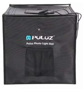 Photo studio portable led LUPUZ 40x40cm
