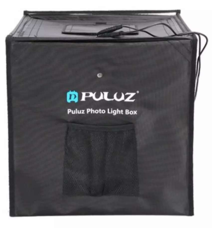 Photo studio portable led LUPUZ 40x40cm 0
