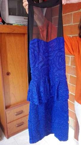 Hermoso vestido para fiesta talla 8
