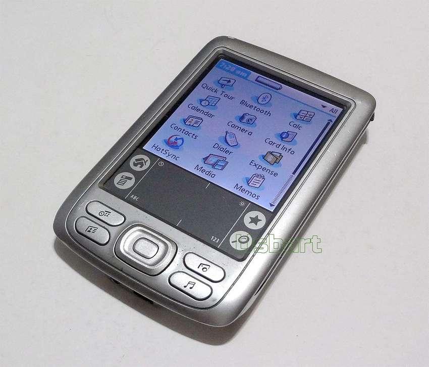 Palm Zire 72 Agenda Electronica PDA Operativo Conservado iPaq Pocket 0