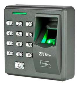 BIOMETRICO CONTROL DE ACCESO ZKTECO X7