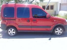 Vendo Renault Kango Modelo 2008 Diesel