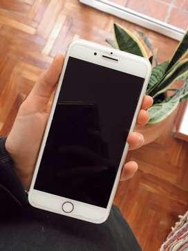 IPhone 7 Plus 128gb rosa dos años de uso