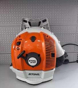 Sopladora Stihl BR 600 potente y original