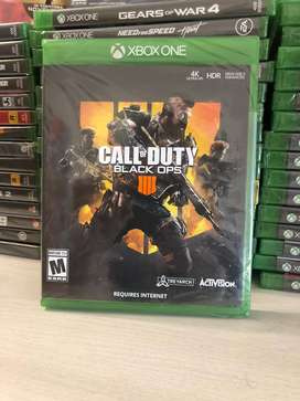 Call Of Duty Black Ops 4 - Xbox One (físico)