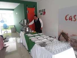 SERVICIO DE REFRIGERIOS VILLAVICENCIO