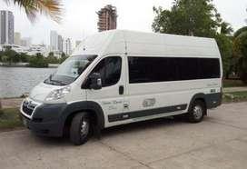 ALQUILER SERVICIO DE VANS  CAMIONETAS  AUTOMOVILES - BUSES - BUS  VANS