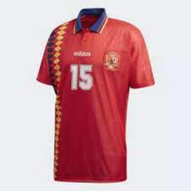 Camiseta Adidas Originals España 1994 Original