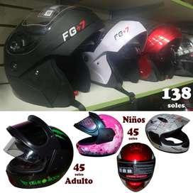 Casco de Moto casco Abatible Articulado Rebatible y Normales oferto