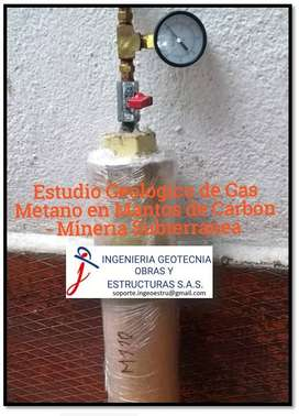 Estudio Geologico Gas Metano