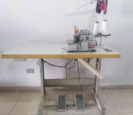 Maquina FILETEADORA SIRUBA 516X2
