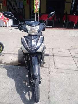 Gangazo vendo motocicleta AKT 110 special  modelo 2014