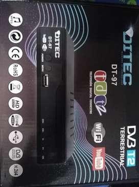 Tdt con Antena Wiffi Youtube