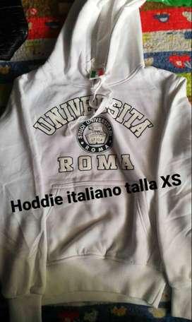 Hoodie italiano
