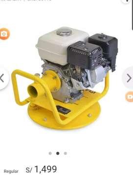 Motor vibrado de concreto