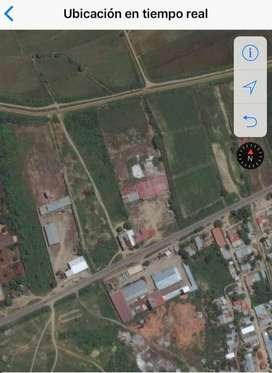Venta de Terreno en Tumbes, Panamericana Norte km 1259