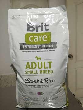 Brit care 7.5 kg adulto raza pequeña delivery gratuito de acuerdo a la zona