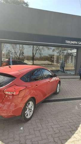 Vendo ford focus s modelo 2016 63.00km impecables